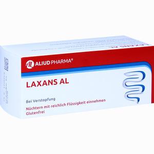 Abbildung von Laxans Al Tabletten 200 Stück