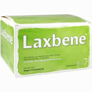 Abbildung von Laxbene 10g Pulver zur Herstellung einer Lösung Zum Einnehmen 50 x 10 g