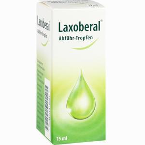 Abbildung von Laxoberal Abführ Tropfen  15 ml