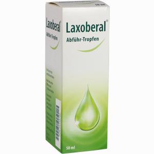 Abbildung von Laxoberal Abführ Tropfen 50 ml
