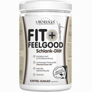 Abbildung von Layenberger Fit+feelgood Schlank- Diät Schoko- Kaffe Pulver 430 g