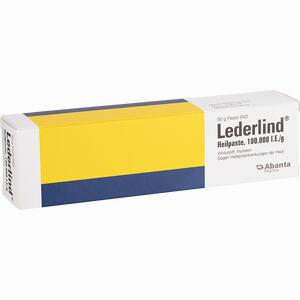 Abbildung von Lederlind Heilpaste  50 g