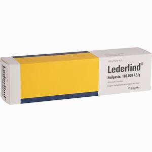 Abbildung von Lederlind Heilpaste  100 g