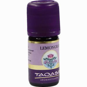 Abbildung von Lemongras Bio Öl 5 ml