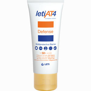 Abbildung von Leti At4 Defense Lsf 50+ Creme 100 ml