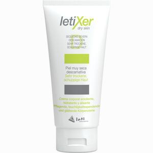 Abbildung von Letixer D Sehr Trockene Schuppige Haut Creme 200 ml