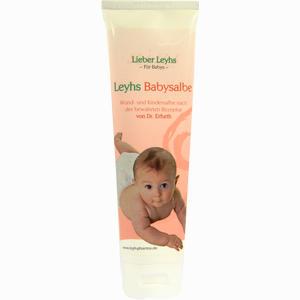 Abbildung von Leyhs Babysalbe 150 ml