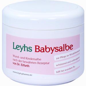 Abbildung von Leyhs Babysalbe 500 ml