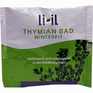 Abbildung von Li-il Thymian Bad Winterfit Bad 60 g
