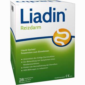 Abbildung von Liadin Reizdarm Suspension 28 Stück