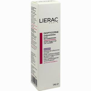 Abbildung von Lierac Diopticerne Creme bei Augenringen 5 ml