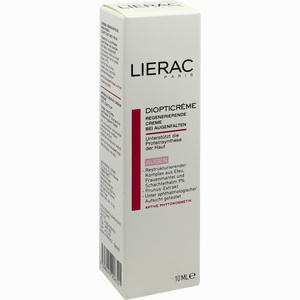 Abbildung von Lierac Diopticreme Anti- Falten Augencreme  10 ml