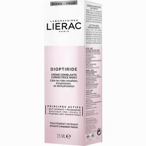 Abbildung von Lierac Dioptiride Korrektur Von Falten Creme 15 ml
