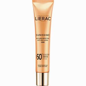 Abbildung von Lierac Sunissime Bb Schutzfluid Dore Lsf50 Creme 40 ml