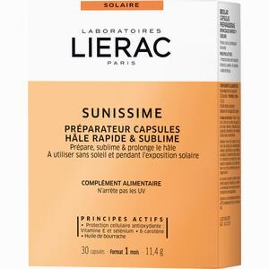 Abbildung von Lierac Sunissime Bräunungskapseln  Ales groupe cosmetic 30 Stück