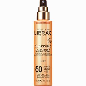 Abbildung von Lierac Sunissime Körper Lsf50 Creme 150 ml