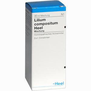 Abbildung von Lilium Compositum Heel Tropfen 30 ml