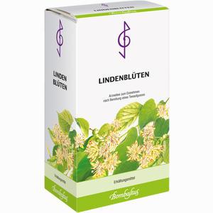 Abbildung von Lindenblüten Tee 75 g