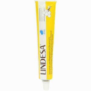 Abbildung von Lindesa Hautschutzcreme Leicht Fettend  50 ml
