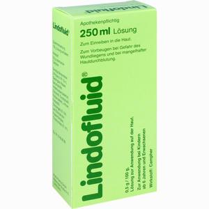 Abbildung von Lindofluid Lösung 250 ml