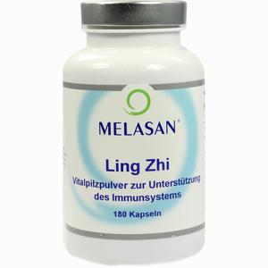 Abbildung von Ling Zhi Reishi Kapseln Melasan  180 Stück