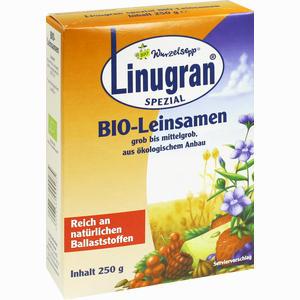 Abbildung von Linguran Spezial Bio- Leinsamen 250 g
