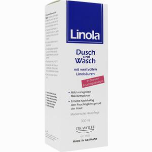 Abbildung von Linola Dusch und Wasch Lotion 300 ml