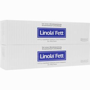 Abbildung von Linola Fett Creme 2 x 250 g