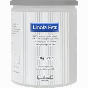 Abbildung von Linola Fett Creme 700 g