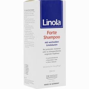 Abbildung von Linola Forte Shampoo  200 ml