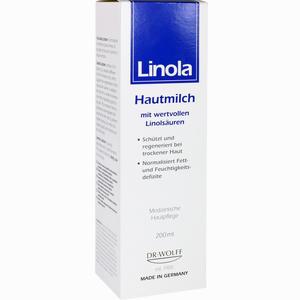 Abbildung von Linola Hautmilch  200 ml