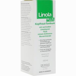 Abbildung von Linola Plus Kopfhaut- Tonikum  100 ml