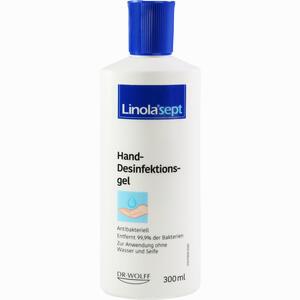 Abbildung von Linola Sept Hand-desinfektionsgel Gel 300 ml