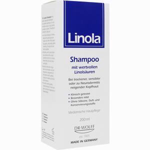 Abbildung von Linola Shampoo  Dr. august wolff 200 ml