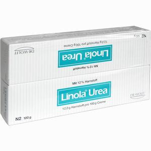 Abbildung von Linola Urea Creme 2 x 100 g