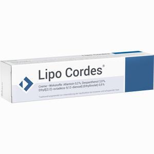 Abbildung von Lipo Cordes Creme 100 g