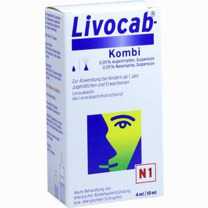 Abbildung von Livocab Kombi Kombipackung 1 Stück
