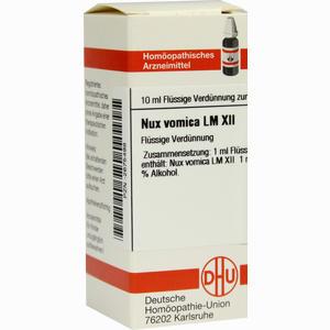 Abbildung von Lm Nux Vomica Xii Dilution 10 ml