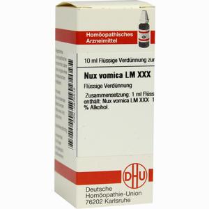 Abbildung von Lm Nux Vomica Xxx Dilution 10 ml