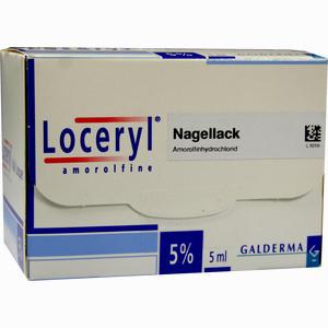 Abbildung von Loceryl Nagellack  Lösung Kohlpharma 5 ml