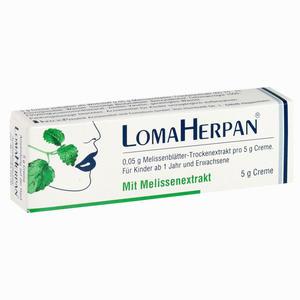 Abbildung von Lomaherpan Creme 5 g