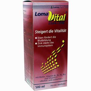 Abbildung von Lomavital Eisen+zink Fluid 500 ml