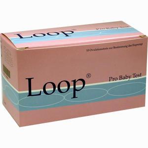 Abbildung von Loop Ovulationstest  10 Stück