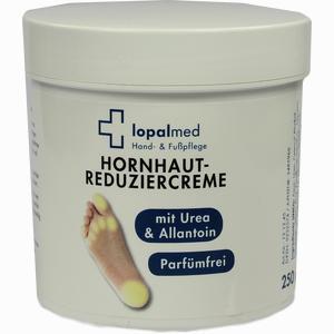 Abbildung von Lopalmed Hornhaut- Reduziercreme mit Urea  250 ml