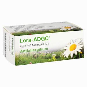 Abbildung von Lora- Adgc Tabletten 100 Stück