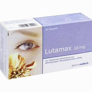 Abbildung von Lutamax 10mg Kapseln 30 Stück