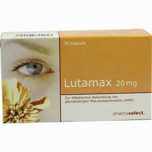 Abbildung von Lutamax 20mg Kapseln 30 Stück