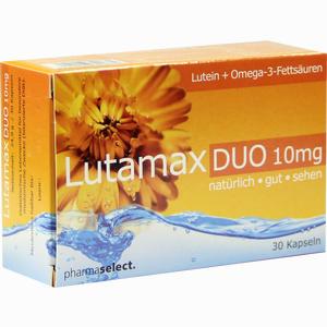 Abbildung von Lutamax Duo 10mg Kapseln 30 Stück