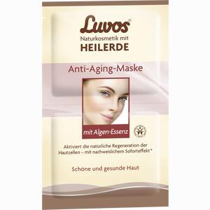 Abbildung von Luvos Crememaske Anti- Aging Gebrauchsfertig Gesichtsmaske 2 x 7.5 ml
