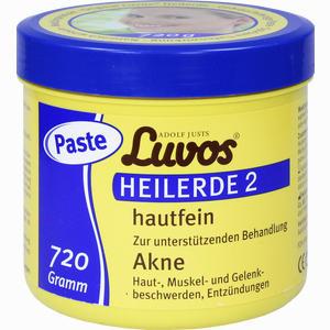 Abbildung von Luvos Heilerde 2 Hautfein Paste 720 g